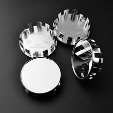 "4x 70mm 2.75"" Chrome Auto Wheel Center Cap for Xterra Frontier Pathfinder Titan"