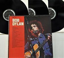 Bob Dylan - Bob Dylan 3xLP Box Set 1980 Italian Press Joker BOX 3 DISCHI C63