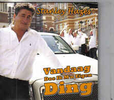 Stanley Hazes-Vandaag Doe Ik Mn Eigen Ding vd single