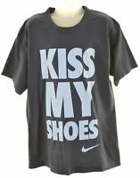 NIKE Boys Graphic T-Shirt Top 9-10 Years Blue  HY28