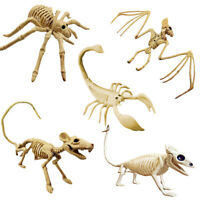 Halloween Horror Animal Skeleton Crazy Bones Posable Party Props Decoration 2019