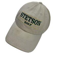 Stetson University Golf The Game Ball Cap Hat Adjustable Baseball