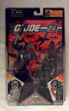 G.I. JOE 25TH ANNIVERSARY COMIC PACK DESTRO ATTACKS #14 DESTRO & CPL.B 2007 MOC