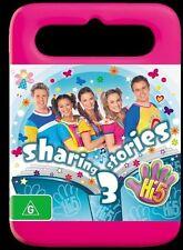 Hi-5 - Sharing Stories 3 (DVD, 2012)..NEW..