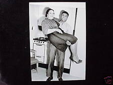 2 Photo Postcards Boxer Muhammad Ali with his mother Pittsburgh