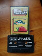 Acorn electron game Felix & the Fruit Monster