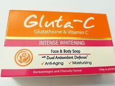 Gluta-C Intense Whitening Soap Glutathione Vitamin C Usa Seller