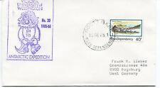 1985 Victoria University of Wellington Antarctic Expedition Polar Cover