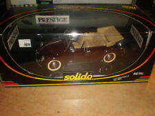 Solido   1/18  #8014  Coccinelle Cabrio  VW Käfer  VW Beetle       MIB
