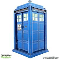 Metal Earth Doctor Who Tardis Laser Cut DIY 3D Model Hobby Building Kit Dr