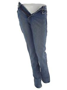 ck calvin klein donna jeans super slim tapered leg taglia it 38 w 24 xs