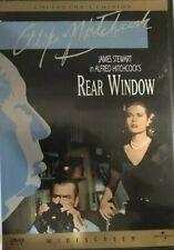 Dvd James Stewart Classic Movie / 1954 / Rear Window / Grace Kelly