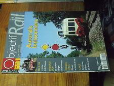 3µ? revue Objectif Rail n°1 231 G 558 Centovalli 241 P 9 141R Turbotrain