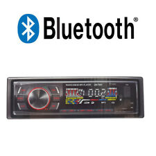 AUTORADIO BLUETOOTH FM STEREO AUTO 4X50W MP3 USB SD CARD INGRESSO AUX RADIO 7201