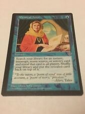 *MRM* FRENCH Preceptrice Mystique Mystical Tutor MTG Mirage