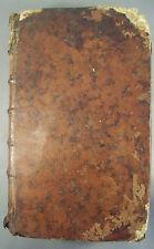 PRINCIPES DE CHIRURGIE PAR GEORGE DELAFAYE / RELIURE CUIR 1761