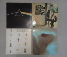 4 Schallplatten Pink Floyd und Syd Barrett - Vinyl LP Rock Meddle Ummagumma Same