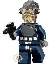 LEGO STAR WARS - MINIFIGURA ADMIRAL RADDUS SET 75172 - ORIGINAL MINIFIGURE