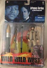Artemus Gordon Wild Wild West Action Figure NIP X Toys 1999
