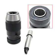 "1/32-5/8"" 3JT Pro-Series Keyless Drill Chuck &JT3-MT2 Taper Tanged Arbor CNC 2MT"
