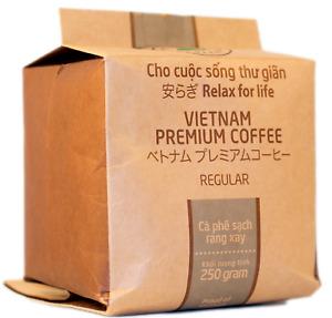 VietBeans Hello5 Regular - Vietnamesischer Kaffee - hoher Koffeingehalt, kräftig