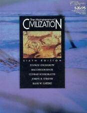 NEW ~ THE MAINSTREAM OF CIVILIZATION ~ ILLUSTRATED HARDBACK