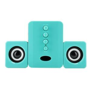 HIFI 3D Surround Stereo Speaker Bluetooth 4.2 Subwoofer for iOS/Android/PC