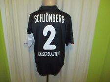 1.FC Kaiserslautern Nike 100 Jahre Jubiläum Trikot 2000 + Nr.2 Schjönberg Gr.M