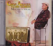 Chon Arauza y La furia colombiana Mi Chica Ideal CD New Nuevo