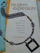 LIVRE/BOOK : BIJOUX A FAIRE SOI MEME (create your own jewellery,bracelet ....