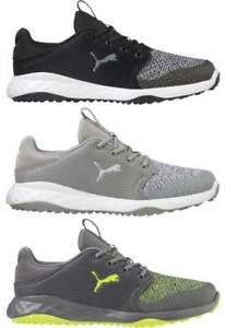 Puma Grip Fusion Sport Golf Shoes 191207 Men's New - Choose Color & Size!