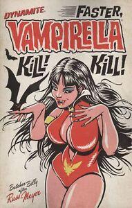 VAMPIRELLA #15 COVER C BILLY VF/NM 2020 DYNAMITE HOHC