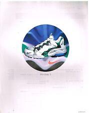 Publicité Advertising 1997 Les baskets Nike Air