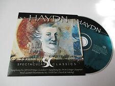 CD Série Spectaculars Classics - Haydn (pochette cartonnée)
