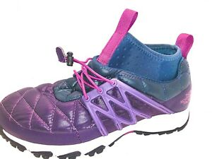 North Face Women's Shoes Thermoball Hc Sneaker Size 10 great for ankle support
