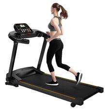 2Hp Folding Treadmill Electric Motorized Power 20Km/H Running Fitness Machine