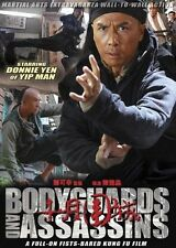Bodyguards And Assassins - Hong Kong RARE Kung Fu Martial Arts Action movie - NE