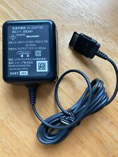 Sharp AC adapter SHCAA1 for cell phone