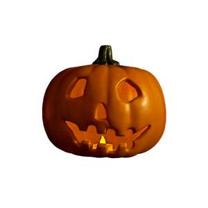 Trick or Treat Halloween Movie Light Up Pumpkin Jack o Lantern Prop TTTI106