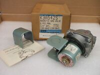 "ITT K3A542S Magnetic Solenoid Gas Valve 1/2"" NPT 120/60 Hz - 110/50 HZ 6 PSI"
