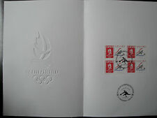 jeux olympiques curling ( 1° jour ) 1992