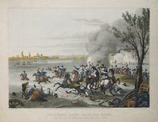 Napoleon Mainz Rhine Cavalleria Kürassier Ussari Cosacchi Popolazione Lipsia