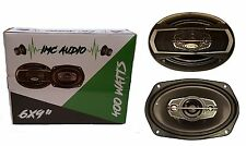 IMC AUDIO 6x9 2-Way 400W Car Audio Speaker with 1 Year Warranty Pair Ford