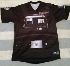 2017 MiLb Myrtle Beach Pelicans Star Wars Tie Fighter pilot jersey