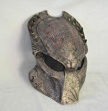 Paintball Airsoft Full Face Protection Alien Vs Predator Mask Cosplay Prop A014B