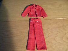 Barbie/Petra - Ropa de los 60/Años 70 años para 29cm ( Set 36 )
