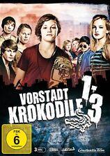 VORSTADTKROKODILE 1-3 (AMARAY)  3 DVD NEU NORA TSCHIRNER/NICK ROMEO REIMANN/+