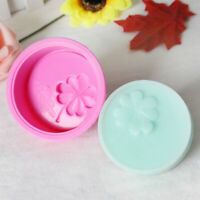 Leaf Pattern Silicone Cake Mold Soap Mold 3d Flower Natural Soap Making Cra Pg