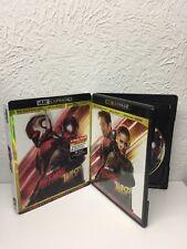 Ant-Man and the Wasp (4K UHD Bluray, 2018) No Reg Blu-ray No Digital Hd. Read!!