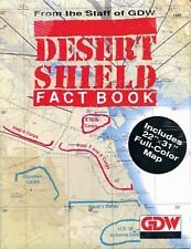 DESERT SHIELD FACT BOOK GDW 1991 NM!